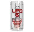 Для снижения веса | Lipo-6 Unlimited powder flavored | Nutrex